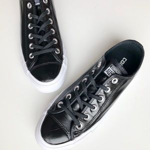 Converse All Star Patent Leather Sneaker